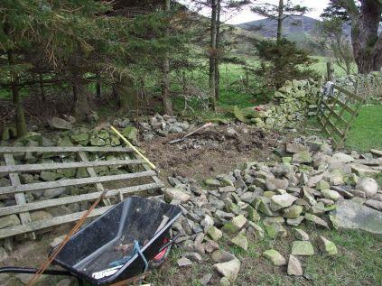 Dry Stone Wall 1 - 27052012 - TC