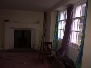 Annex - Sitting Room - New fire 2 - 20120925