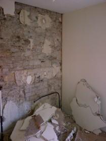 Annex - Tank Room - Decorating -20121027