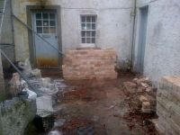 Annex - WS Room - Brick pile -20121206