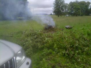 How many more bonfires?