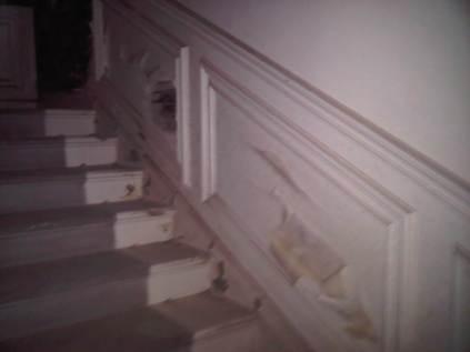Main house - stairs 2 -20120813
