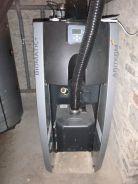 Boiler firing up - 18012013