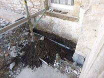 External - Drainage by porch - 01042013