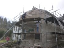 Harling - first elevation 2 - 29042013