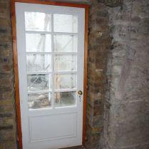 New Courtyard door - 13042013