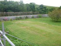 Back lawn - 130613