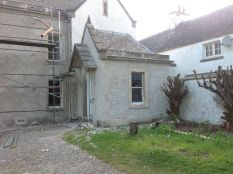 New harling - porch 2- 090613