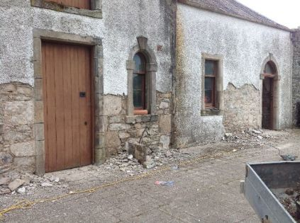 Render removal - stables 2 - 040613