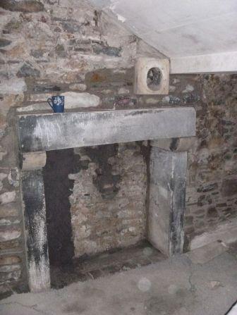 Hallway fireplace 2 - 03082013 - July