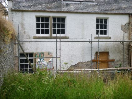 Render removal 2 - side wall - 15072013