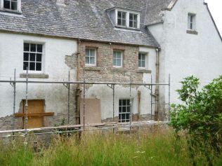Render removal - side wall - 15072013