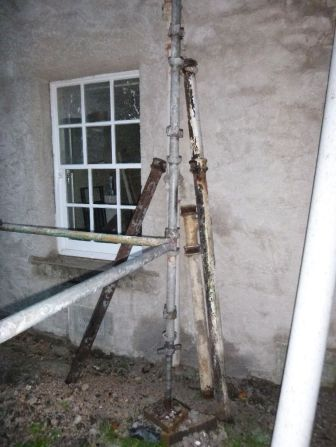 Cast iron repositioning - 15092013