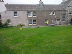 Harling - rear elevation - 03102013 - SH