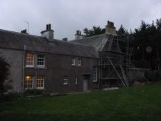 Harling - rear elevation - 03102013