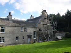 Harling - rear elevation - 05102013