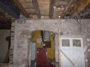 Pantry doorway - 13102013