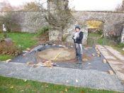 Meg & Caleb by stone circle - 16112013