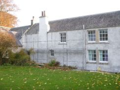 Rear elevation - lime wash 2 - 16112013