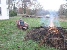 Tony & the bonfire 2 - 24112013