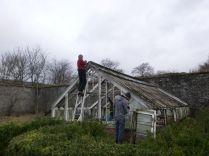 Greenhouse demolition 20 - 14122013