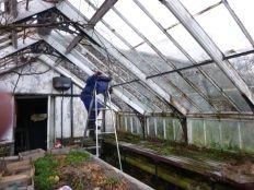 Greenhouse demolition 5 - 13122013