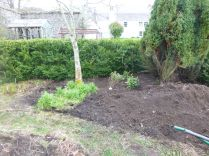 Digging flower garden 2 - 27042014