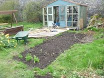 Summerhouse & nursery - 28042014