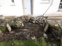Destroyed steps - 12052014