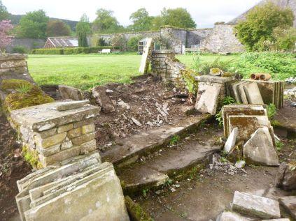 Destroyed steps 2 - 12052014