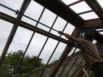 Glasshouse - metalwork 2 - 17052014