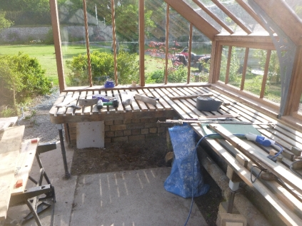 Glasshouse staging 5 - 27052014
