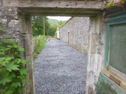 Gravel path from SWG 2- 29052014