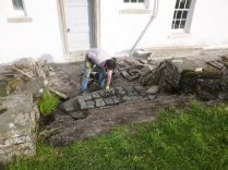 Tony building steps - 17052014