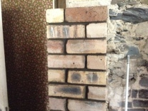 Brick pillar - 15072014 - SH