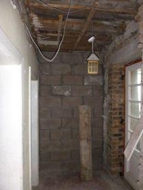 Pantry wall - 21072014