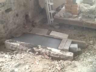 Foundations for dividing wall - 21082014 - TC