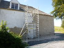 Render removal 3 - stables - 04082014