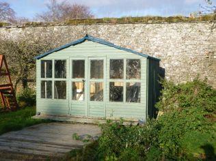 Glazing summerhouse - 01112014