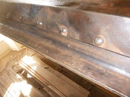 Metal beams - 11102014