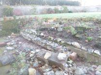 New wall - Alpine garden - 4 - 28122014