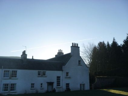View of house from garden - 28122014