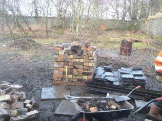 Brick pile - 22022015