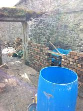 Potting Shed brickwork 2 - 10032015 - SH