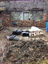 Potting Shed Brickwork 2 - 13032015 - SH