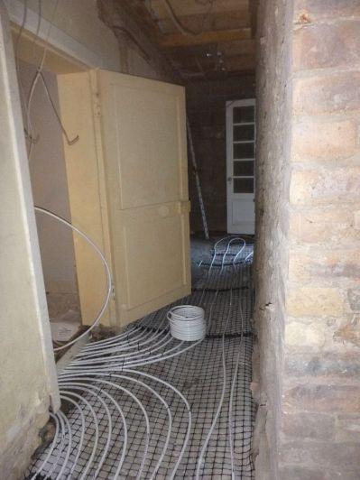 Corridor - UFH Pipes 2 - 23042015