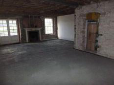 Kitchen 2 - limecrete floor - 26042015