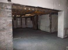 Main hall & drawing room - limecrete flor - 26042015