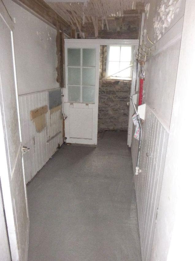 Wetroom - limecrete floor - 26042015