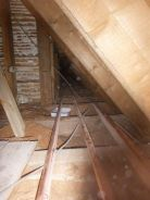 Attic pipework - 10052015